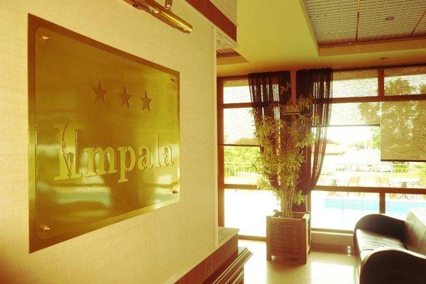 Импала Отель - фото 7