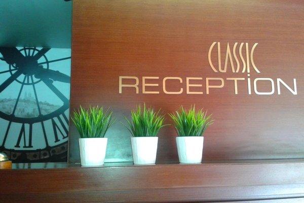 Отель Класик - фото 15