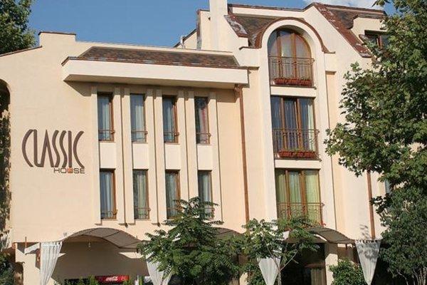 Отель Класик - фото 22