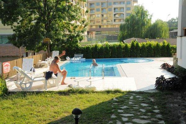Hotel Hanat - фото 21