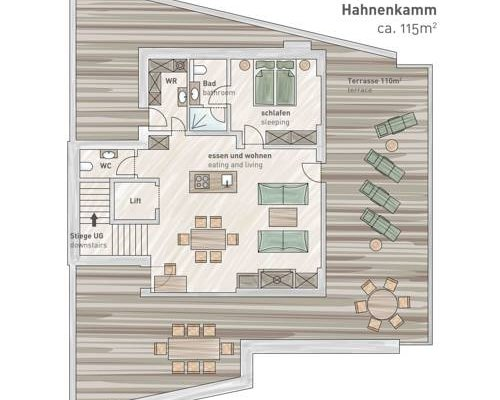 Sonnental Residenz - Appartementhaus in Kitzbuhel - фото 16