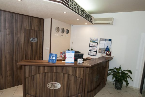 City Mark Hotel - фото 14
