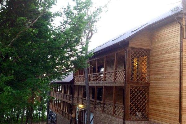 Отель Green Wood - фото 21
