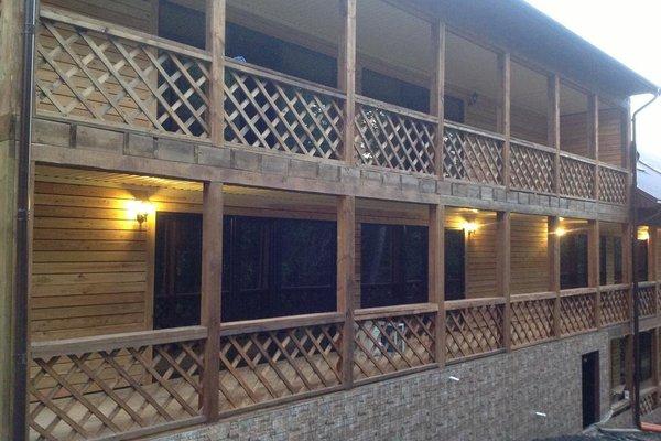 Отель Green Wood - фото 23