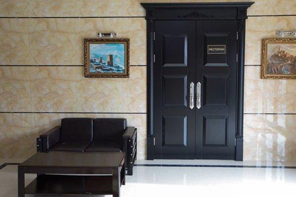 Отель Capital - фото 21