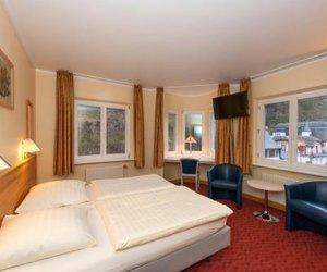 Hotel Belle Vue Vianden Luxembourg