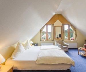 Hotel Petry Vianden Luxembourg