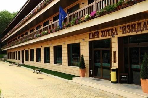 Парк-Отель Изида - фото 22