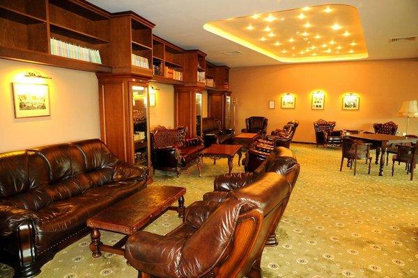 Парк-Отель Изида - фото 8