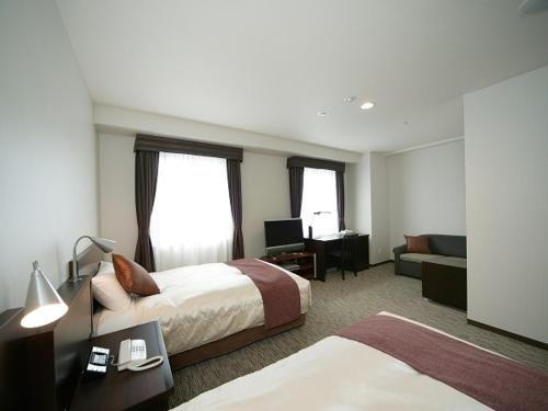 Гостиница «METS FUKUSHIMA», Фукусима