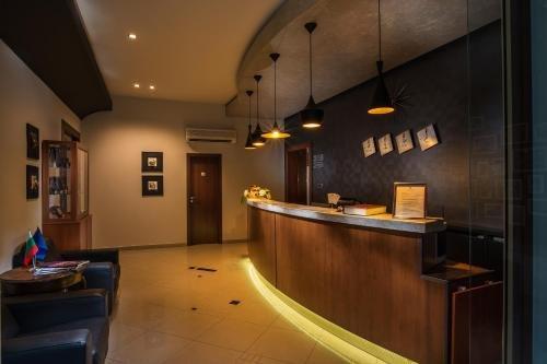 Отель Форум - фото 13