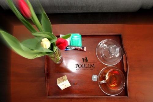 Отель Форум - фото 14