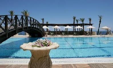 Гостиница «MERCURE», Кирения