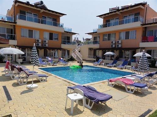 Selena Beach Hotel - фото 21
