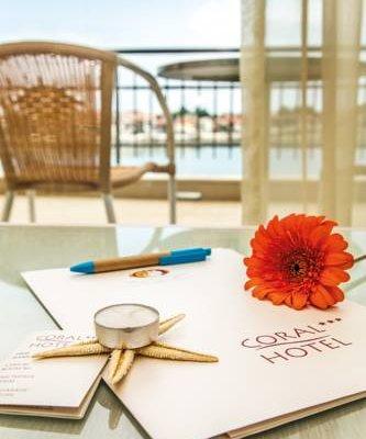 Hotel Coral Sozopol - фото 18