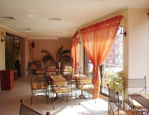 AMON RA HOTEL - фото 11