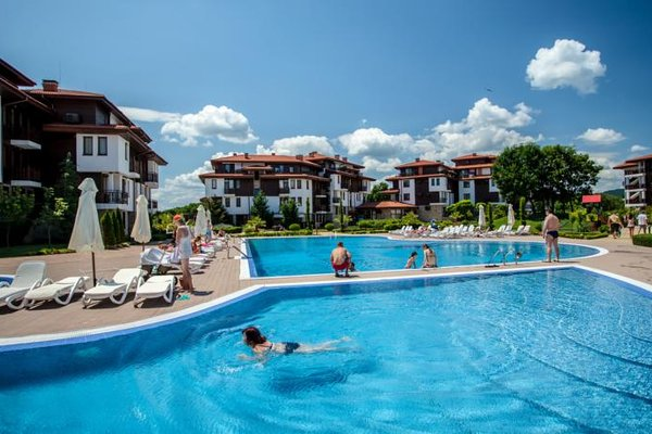 Отель Saint Thomas Holiday Village - фото 19