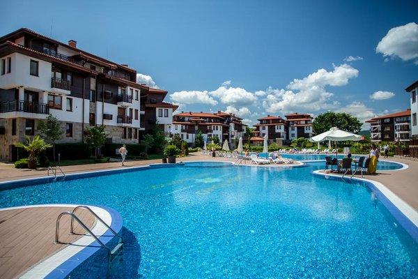 Отель Saint Thomas Holiday Village - фото 20