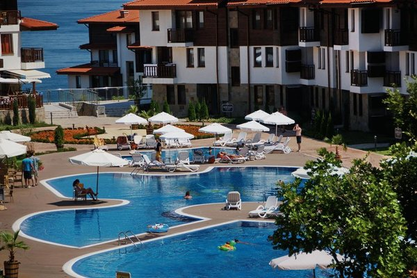 Отель Saint Thomas Holiday Village - фото 21