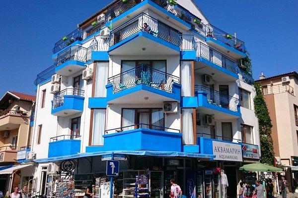 Aquamarine Hotel - фото 28