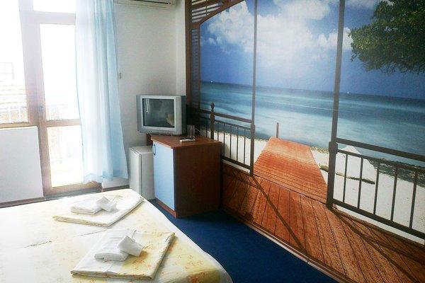 Aquamarine Hotel - фото 14