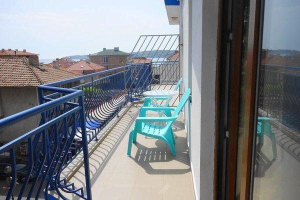 Aquamarine Hotel - фото 20