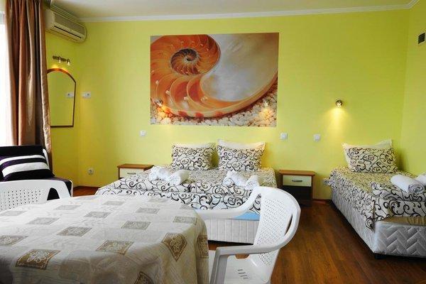 Aquamarine Hotel - фото 8