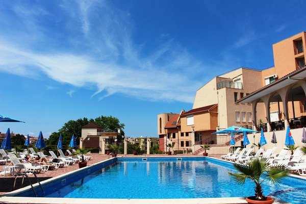 Hotel Hera - фото 50
