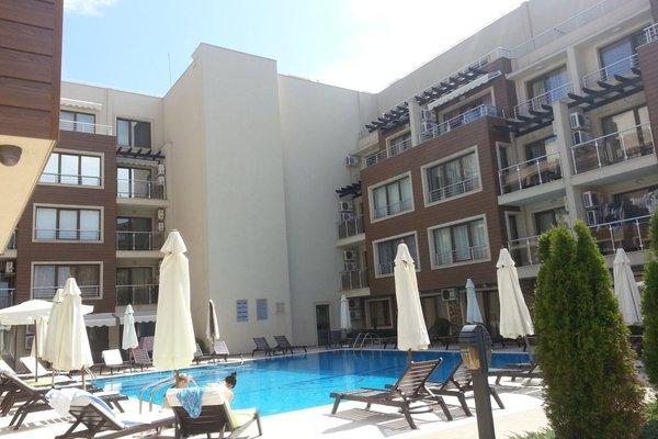 Menada Horyzont Apartments - фото 1