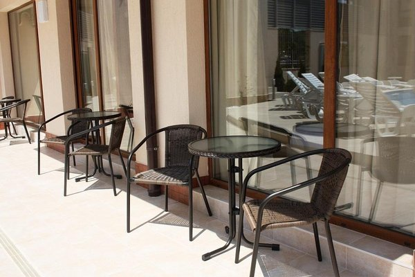 Apart-Hotel Onegin & SPA - фото 11