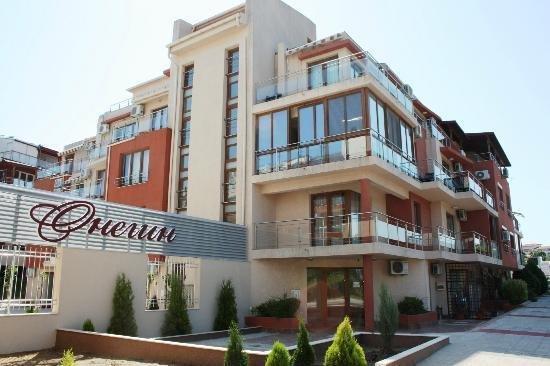 Apart-Hotel Onegin & SPA - фото 21
