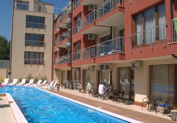 Apart-Hotel Onegin & SPA - фото 23