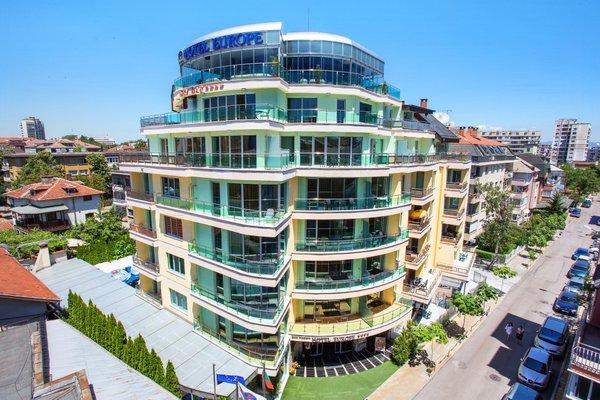 Best Western Hotel Europe - фото 22