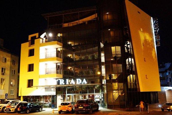 Triada Hotel - фото 23