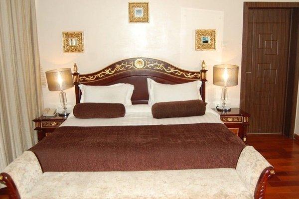 Гостиница «Golden Tulip Owu Crown Ibadan», Ибадан