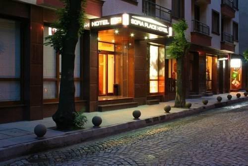 Sofia Place Hotel - фото 20