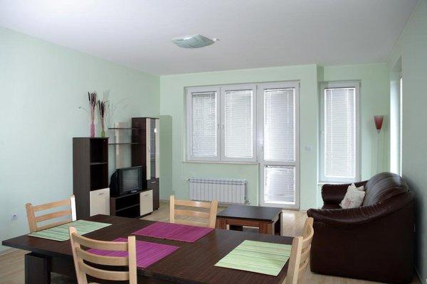 Block 531 ApartHouse Mladost - фото 18