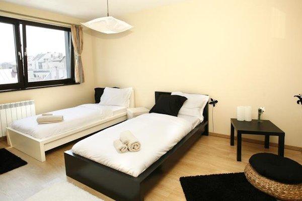 Madrid Apartments Cherkovna - фото 27
