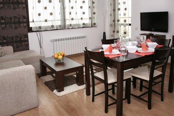 Madrid Apartments Cherkovna - фото 10