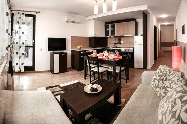 Madrid Apartments Cherkovna - фото 5