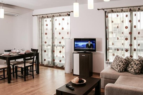 Madrid Apartments Cherkovna - фото 6