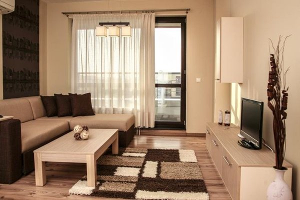 Madrid Apartments Cherkovna - фото 7