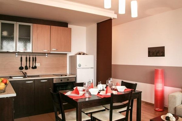 Madrid Apartments Cherkovna - фото 9