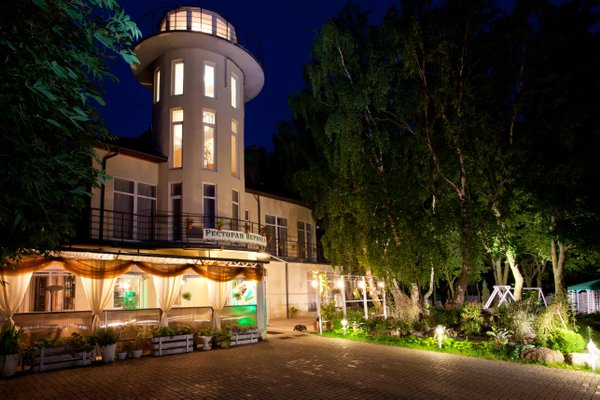 Акватория Отель - фото 23