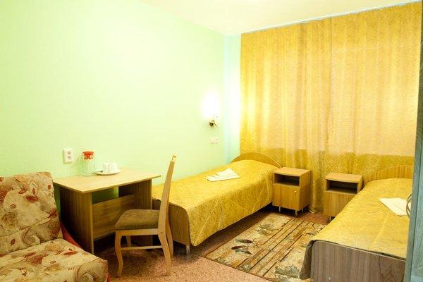 Гостиница Молодежная - фото 12