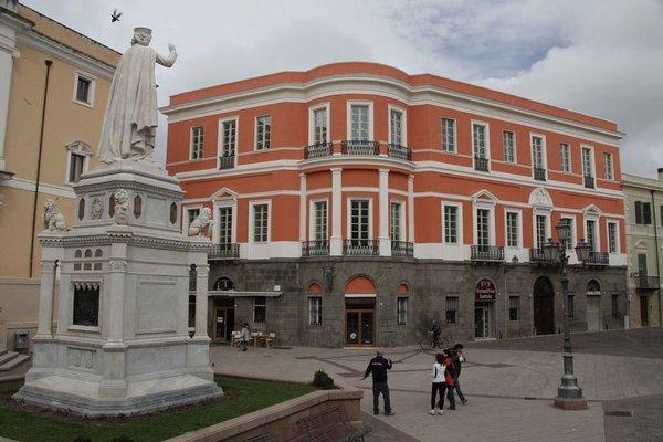 Hotel Regina D'Arborea - фото 21
