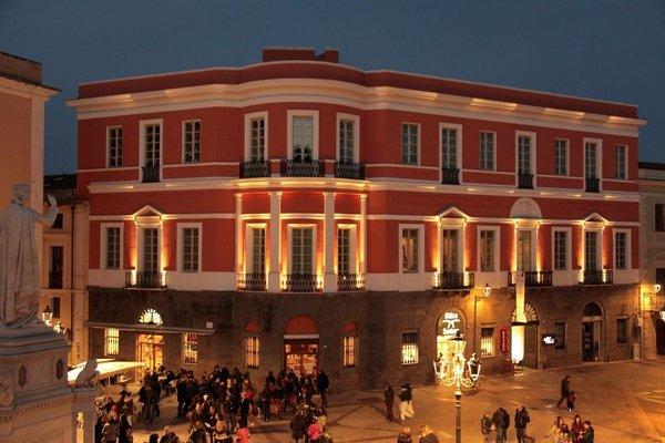 Hotel Regina D'Arborea - фото 22