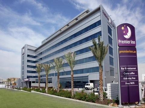 Premier Inn Abu Dhabi International Airport - фото 50
