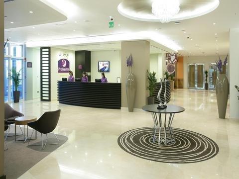 Premier Inn Abu Dhabi International Airport - фото 13