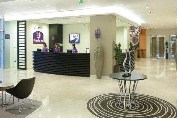 Premier Inn Abu Dhabi International Airport - фото 14
